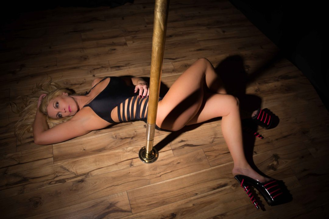Pole Fitness Shoot